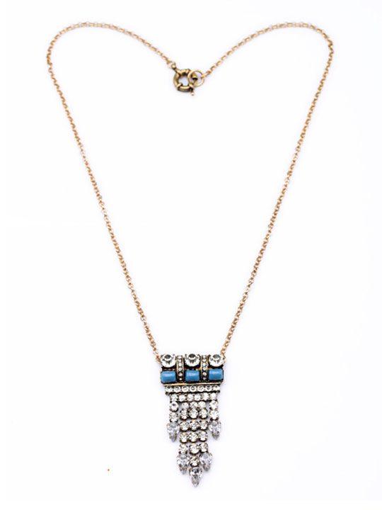 Azteca Pendant Necklace 2