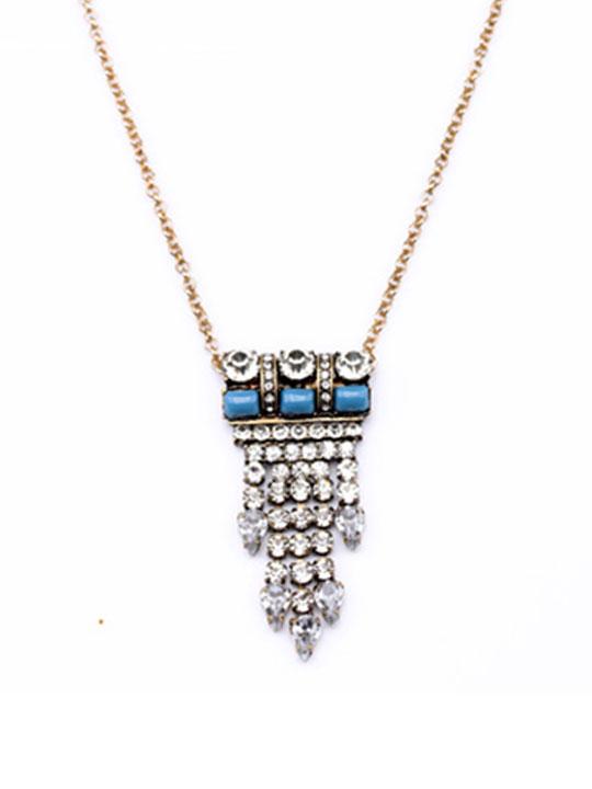 Azteca Pendant Necklace 3
