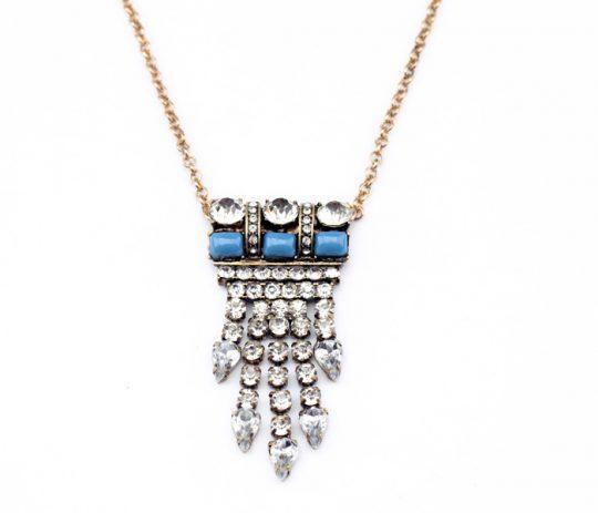 Azteca Pendant Necklace 4