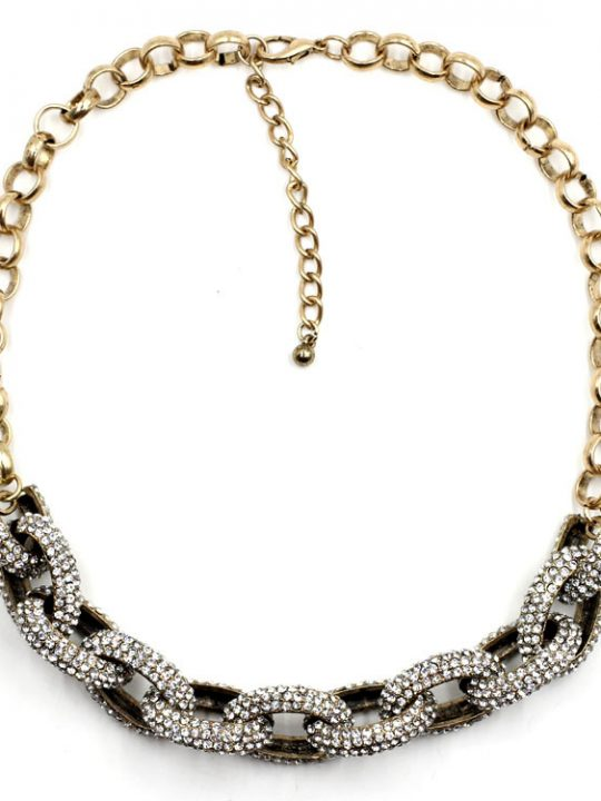 Chain Link Necklace 1