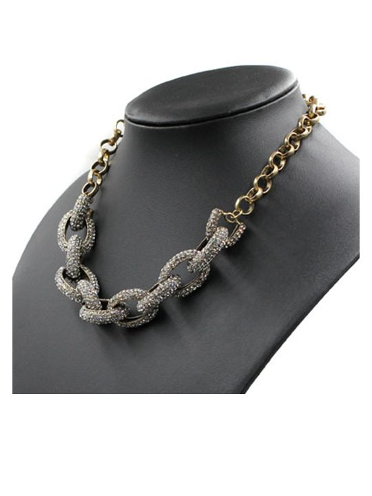Chain Link Necklace 2