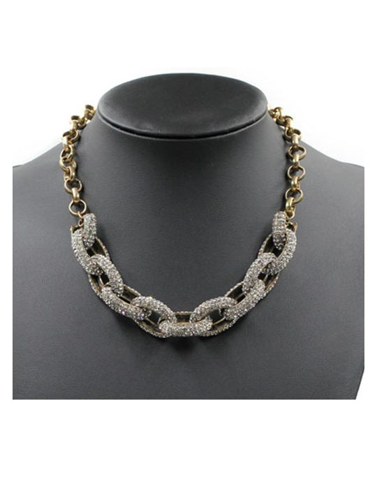 Chain Link Necklace 4