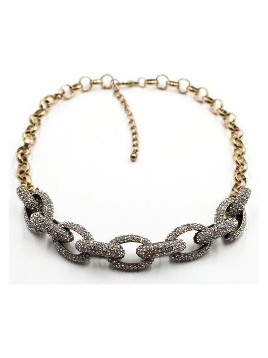Chain Link Necklace 5