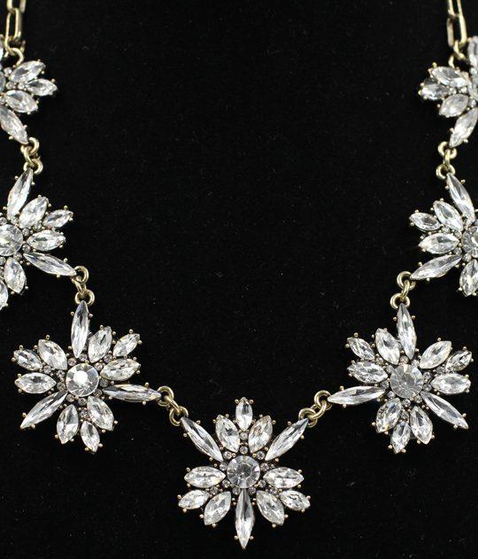 Florette Crystal Necklace 2