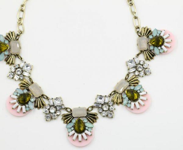 Honey Pink Necklace 2