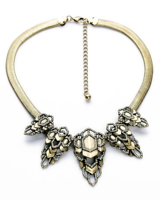 Mixed-Metal-Statement-Necklace
