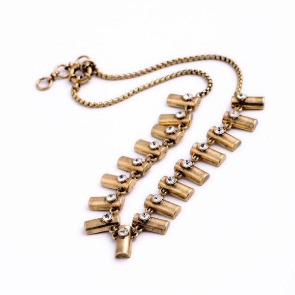 Whistler Brass Necklace 2