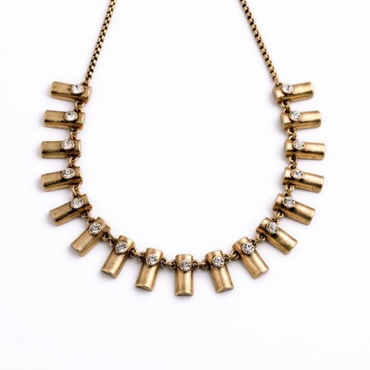 Whistler Brass Necklace 4