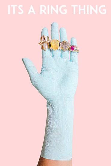 shop modern inexpensive rings