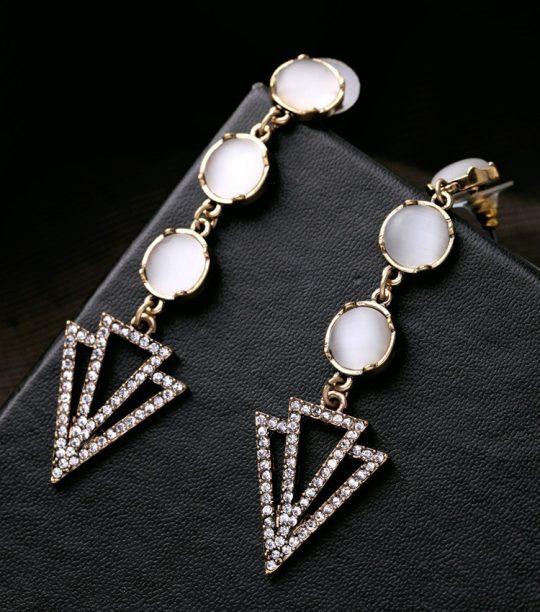 Opaline Drop Earrings 2