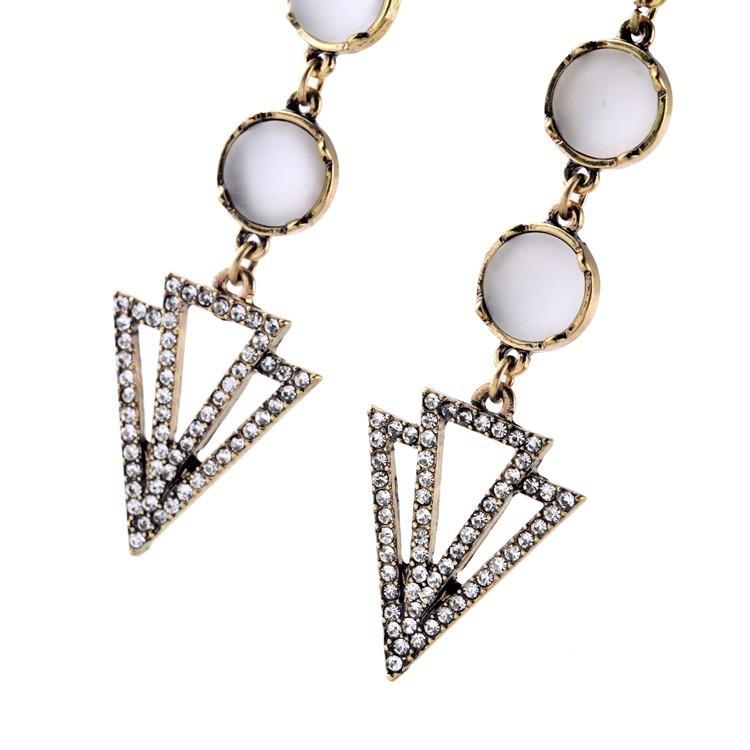 Opaline Drop Earrings 3