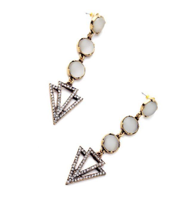 Opaline Drop Earrings 4