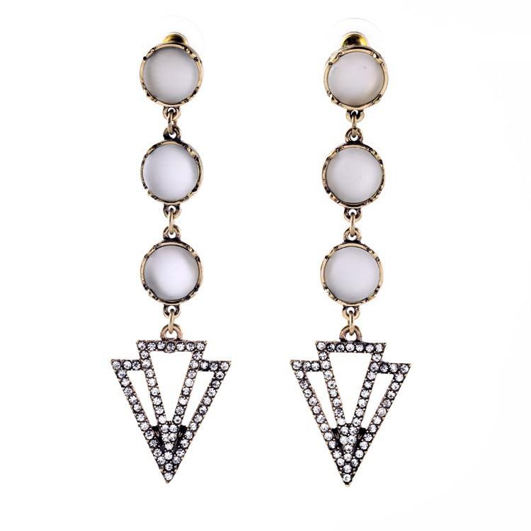 Opaline Drop Earrings 5