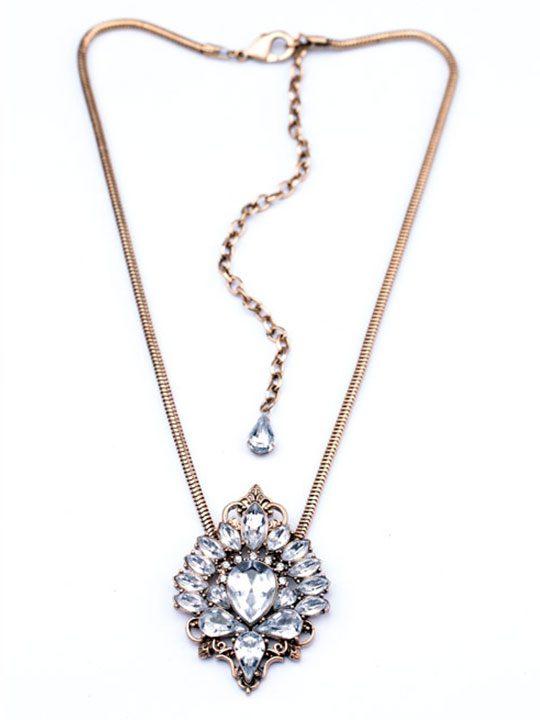Antiqued-Pendant-Necklace