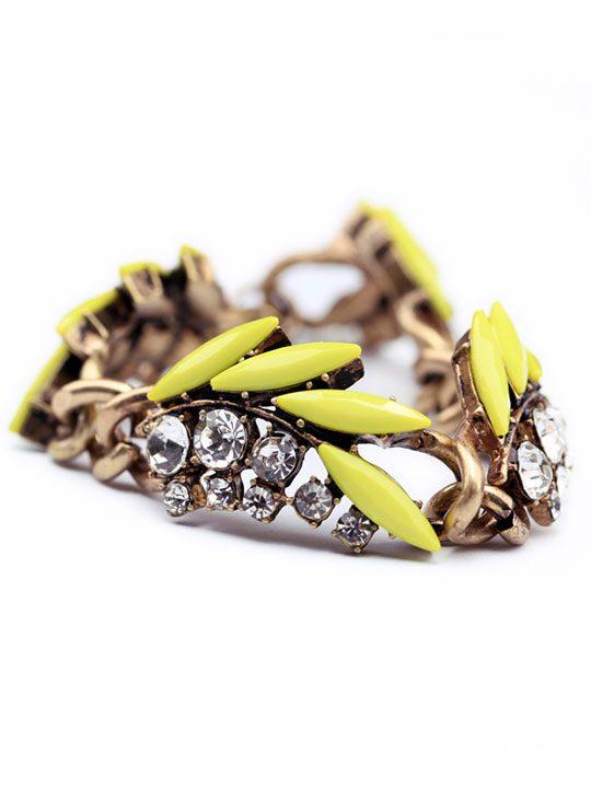 Aria-Yellow-Crystal-Bracelet-3