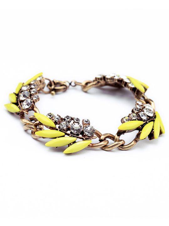 Aria-Yellow-Crystal-Bracelet-5