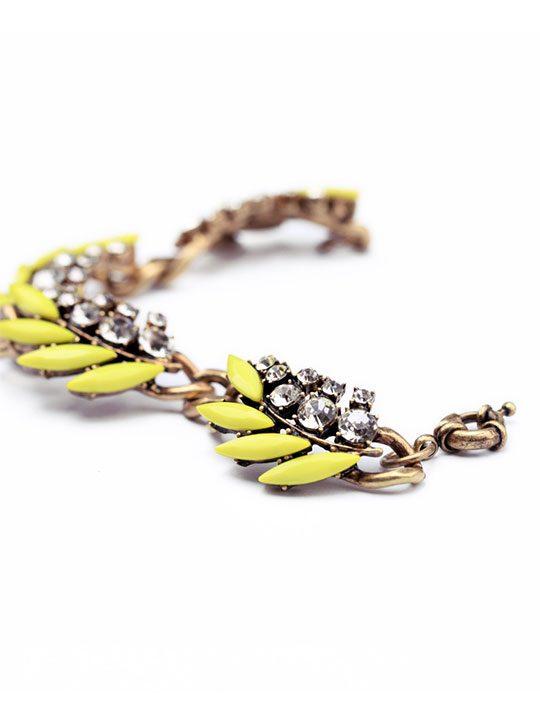 Aria-Yellow-Crystal-Bracelet-6