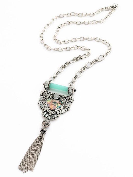 Bardot Pendant Necklace