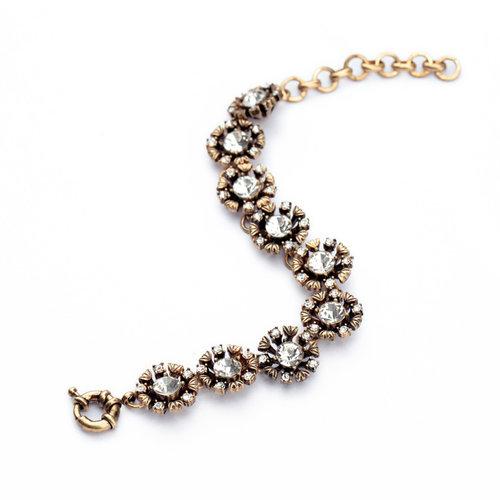 Floret Crystal Bracelet 1