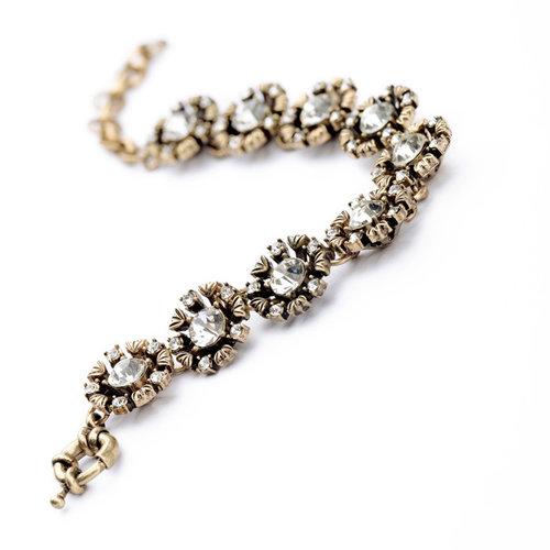 Floret Crystal Bracelet 2