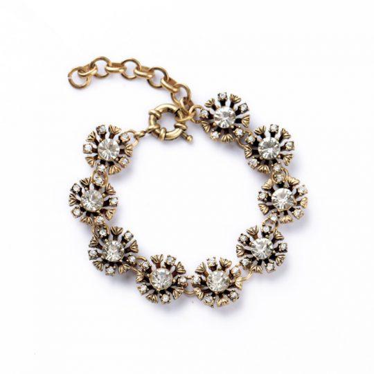 Floret Crystal Bracelet 3
