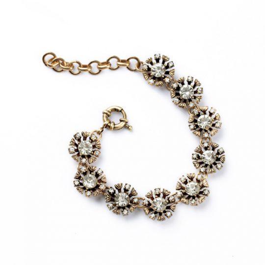 Floret Crystal Bracelet 4