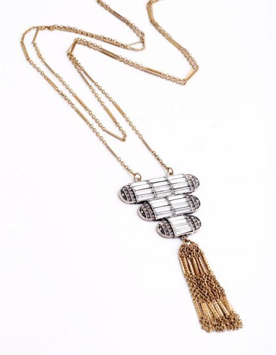 Art Deco Pendant Necklace 5