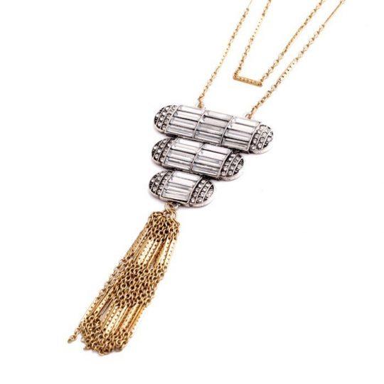 Art Deco Pendant Necklace 7