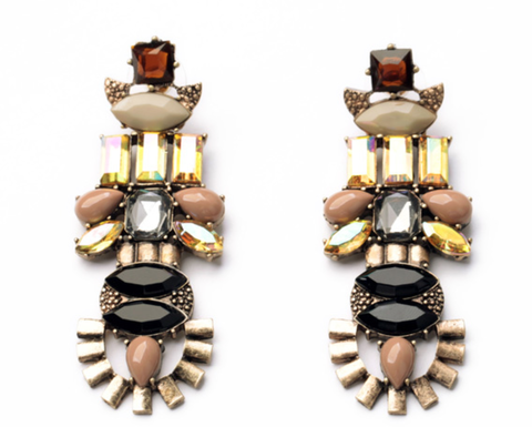 Capri Statement Earrings