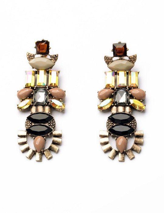 Capri Statement Earrings 3