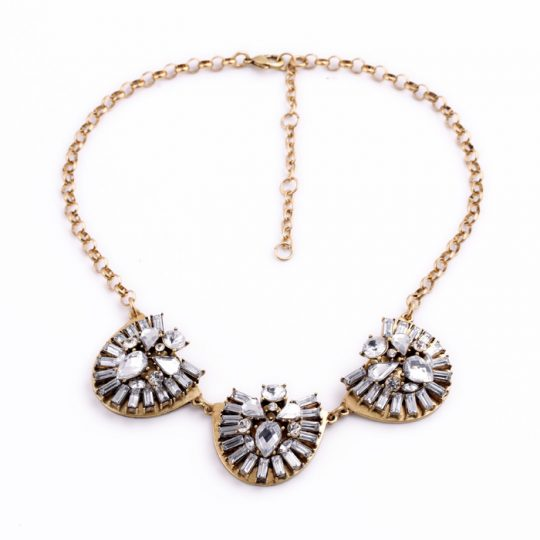 Chateau Statement Necklace