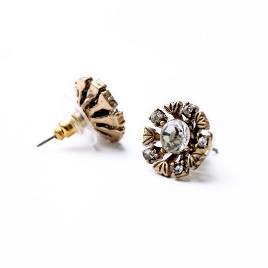 Floret Stud Earrings 2