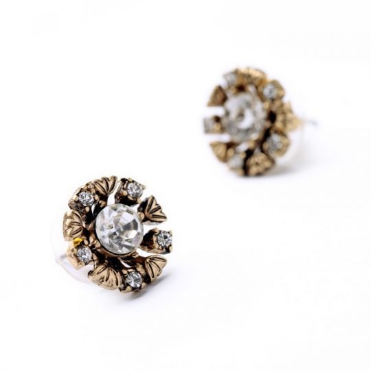 Floret Stud Earrings 4