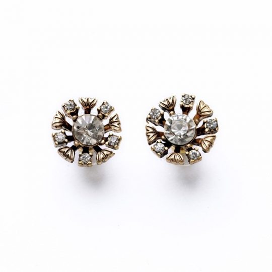 Floret Stud Earrings 5