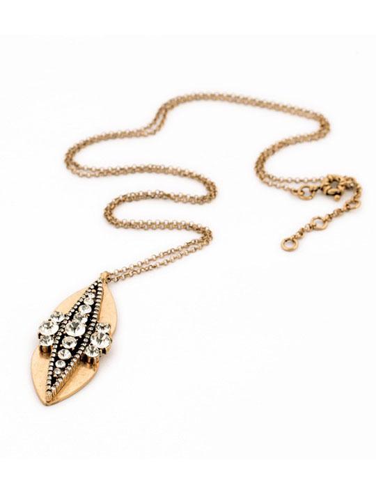 Gold-Leaf-Pendant-Necklace