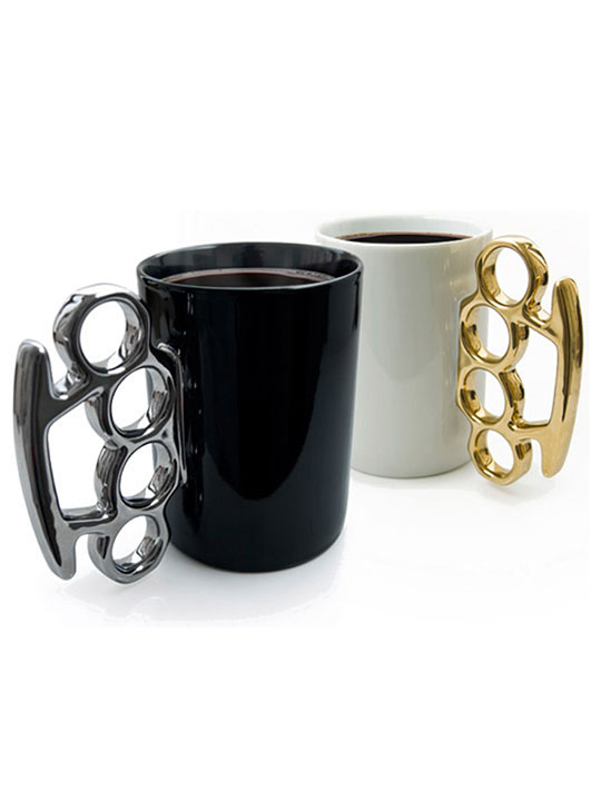Knuckle-Mug