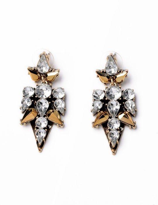 Golden Life Earrings