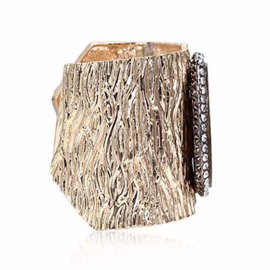 Aqueous Stone Cuff Bracelet 2