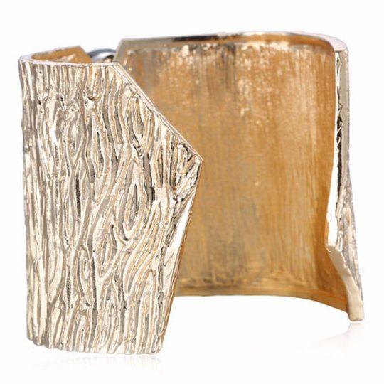 Aqueous Stone Cuff Bracelet 3