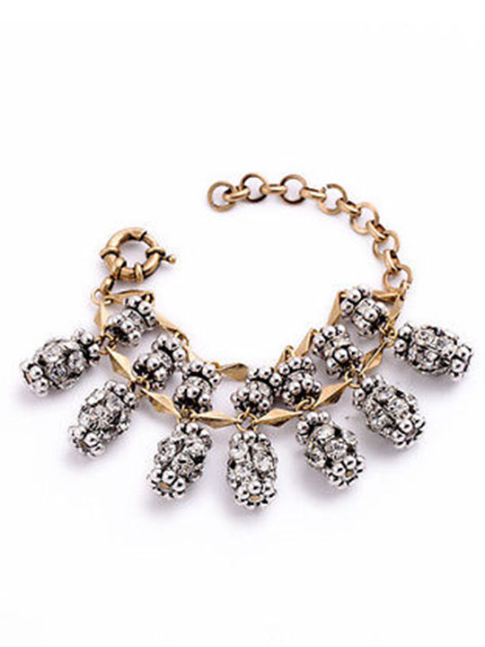 chrome bracelet