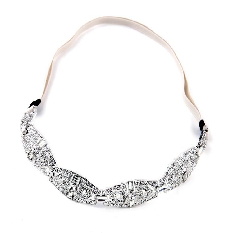 Deco Stone Headband