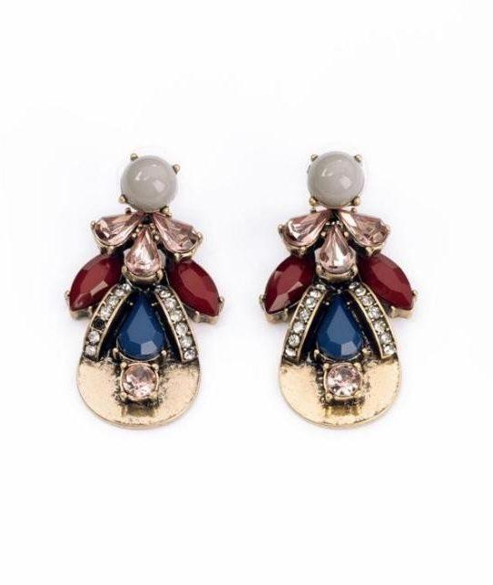 Jubilee Stone Earrings 2