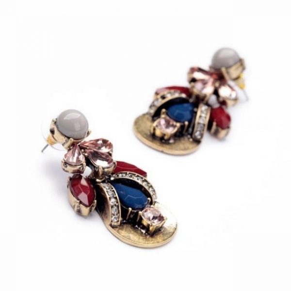 Jubilee Stone Earrings 3
