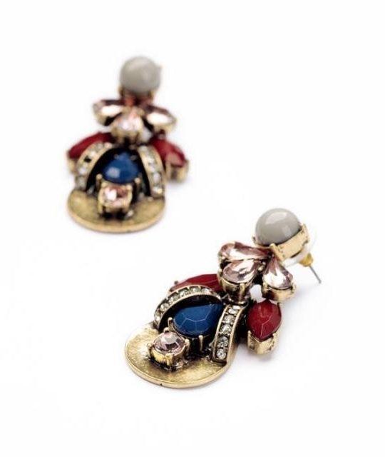 Jubilee Stone Earrings 5