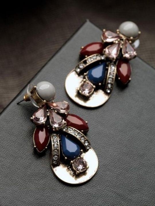 Jubilee Stone Earrings