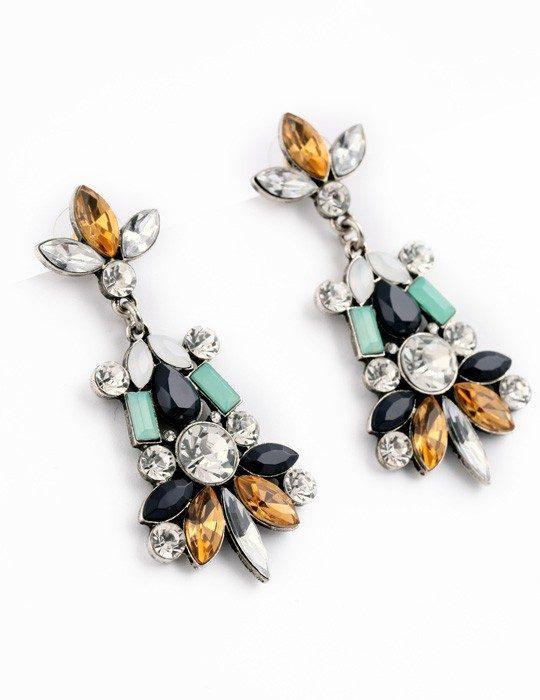 Monarch Statement Earrings 2