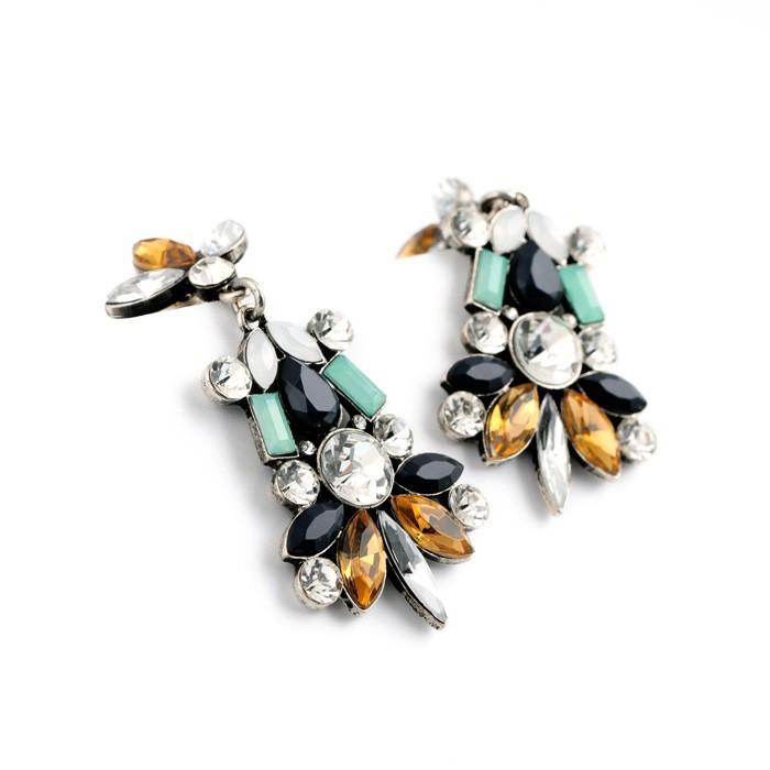 Monarch Statement Earrings 3