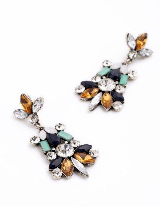 Monarch Statement Earrings 4