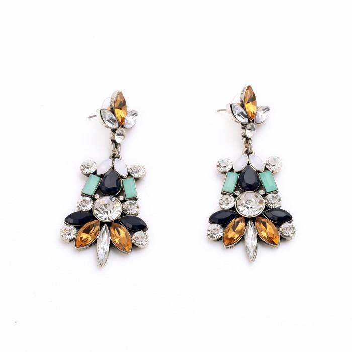Monarch Statement Earrings 5