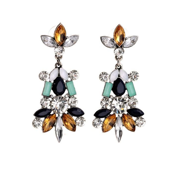 Monarch Statement Earrings 6